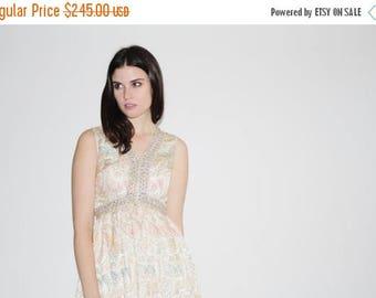 On SALE 35% Off - D - Pastel Wedding Dress -  Ombre Wedding Dress - The Fainting Jewels Dress - 8059