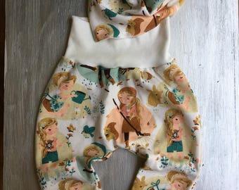 Flower Girl Baby Girl Clothing Set