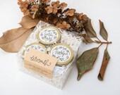 WARMTH Holiday Candle Tin Gift Set