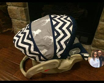 listing for Brittany Mabry only car seat no diaper bag