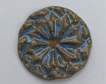Handcrafted Ceramic Cabochon CAB0581017