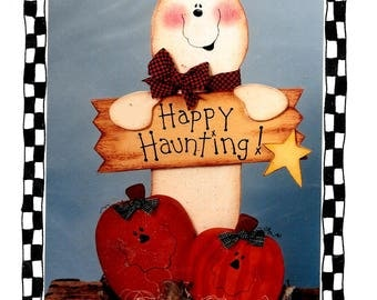 Happy Haunting! Painting Pattern by Luv'n Stuff