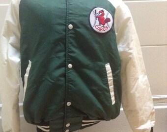 Vintage St Louis Cardinals Jacket