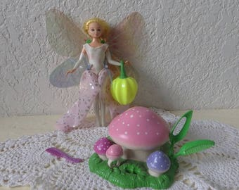 Nanny Buttercup, The Fairies of Cottingley Glen Fairy Doll/Action Figure, 1997. Very Good Condition.