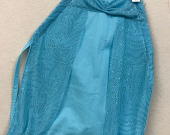 Elsa Inspired Girls' Apron