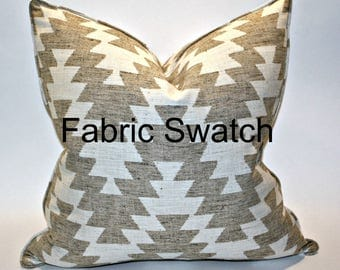 Southwest fabric swatch - sample