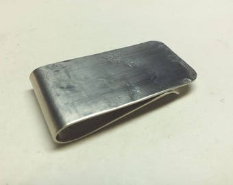 private listing.  do not buy unless you are instructed to.  thanks Stainless Steel  Money Clip---Heavy Texture