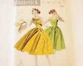 Butterick 7779: Scoop Necked Sun Dress Size 12 UNCUT ORIGINAL