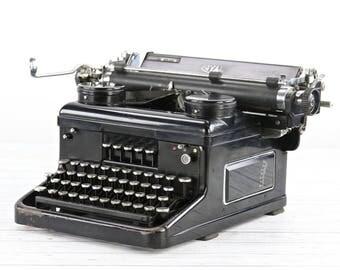 Vintage Typewriter Vintage Royal Typewriter Antique Typewriter Antique Royal Typewriter Old Typewriter Manual Typewriter Industrial Decor