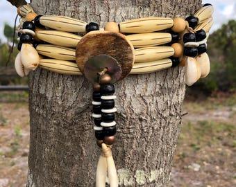 Native American Choker Necklace