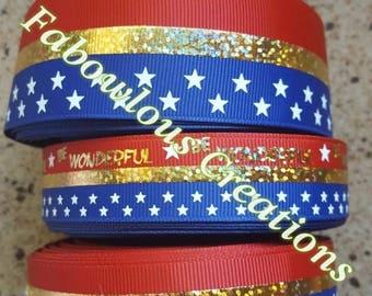 Be Wonderful Ribbon