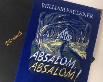 Book-clutch Abslom, Absalom