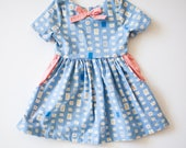 ONLY ONE - Love Letters Dress - 2T - RTS