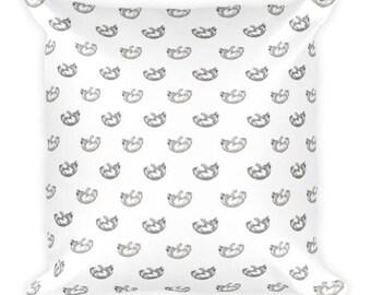 Good Cat Pillow