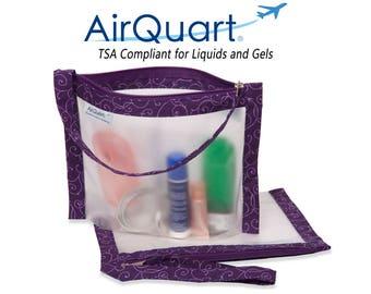 AirQuart TSA Compliant 3-1-1 Bag