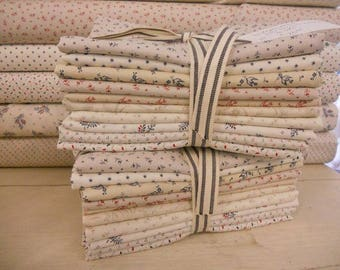 Independence low volume bundle...10--half yards...exclusive grouping