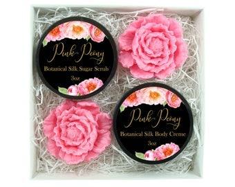 Gift For Women -  - Gift Set - Peony Bath & Body Luxury