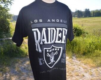 1990s NFL Los Angeles Raiders Football Shirt!!!