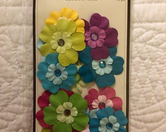 Recollections Floral Embellishments