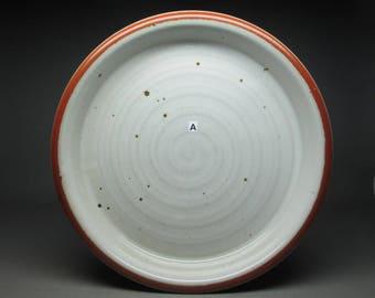 set of four ( 4 ) Dansk BLT ruststone dinner plates , Dansk International Designs NR Japan