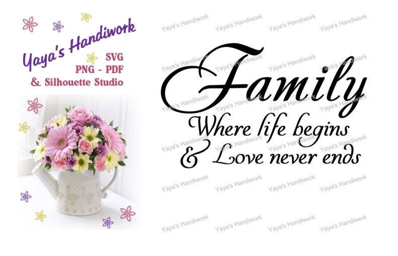 Download Family, where life begins and love never ends - Digital ...