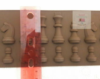 Chess piece mold