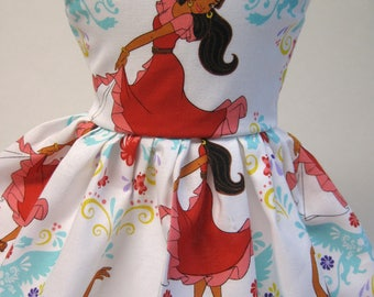 Elena of Avalon, Sleeveless Dress for your 18 Inch Doll C