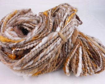 Hand-spun Art Yarn