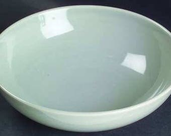 Individual Salad Bowl in Ballerina Dove Gray by Universal 7 inch