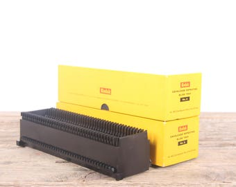 Vintage Kodak Cavalcade Repeating Slide Tray No 3 / Eastman Kodak Company Slide Tray / New in Box / Camera Decor Set Prop