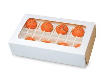 Cake Pop Treat Gift Box - 3 Pack