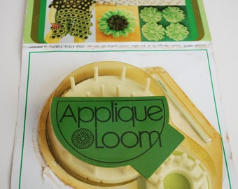 Vintage Applique Loom