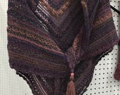 Handmade Crochet Shawl...