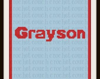 GRAYSON C2C Graph, Twin Size