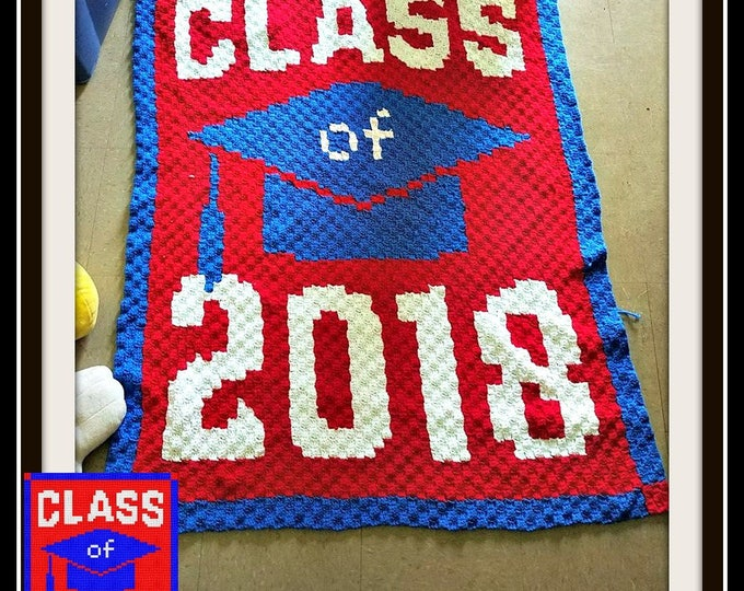 Featured listing image: Class of 2018, C2C Graphs with Written Word Chart