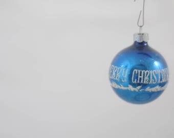 Vintage Christmas Ornament Shiny Brite Glass Christmas Ornament Box 11