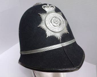 British - West Riding Constabulary Hat - Vintage Real Deal