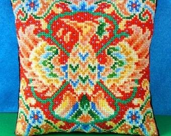 Rise of the Phoenix Mini Cushion Cross Stitch Kit