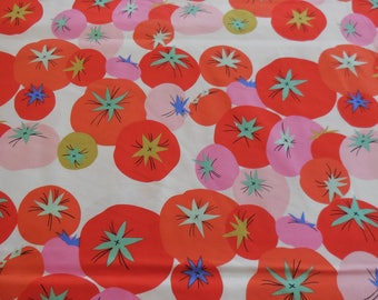 You Say Tomato Nicole's Prints Alexander Henry Fabric 1 Yard