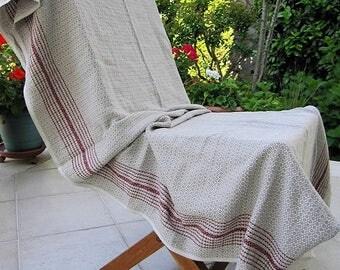 Bath and Beauty Peshtemal Turkey Turkish beach towel 100% Cotton soft Hamam, Pestemal Picnic camp Yoga cloth Spa, Shawl pareo, sarong summer