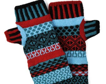 Solmate Accessories - Mars Fingerless Mittens Limited - Available to order through midnight November 27th!
