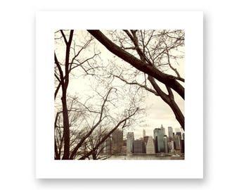 New York photography, canvas art, large wall art, New York print, New York prints, New York City, NYC, New York canvas, Manhattan, skyline