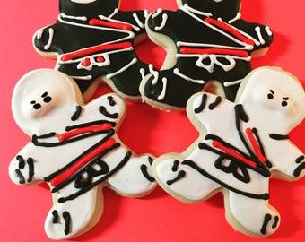 Ninja Cookies (2dozen)