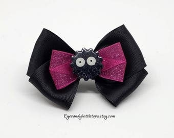 Soot Sprites Hair Bow