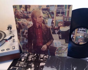 Tom Petty And The Heartbreakers - Hard Promises - w/ Printed Inner Sleeve & Poster Insert - Must Have Album!