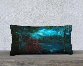 Nature's Beauty Pillow Case
