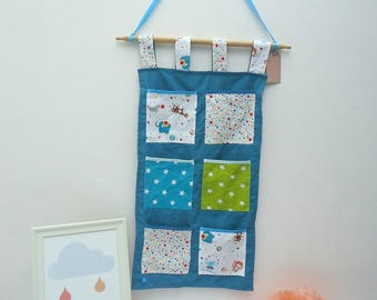 Circus Theme Wall Pocket