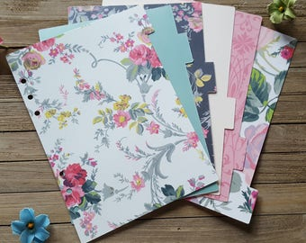 Planner Dividers-Personal Recollections