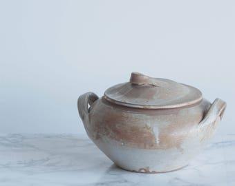 Stoneware Tureen