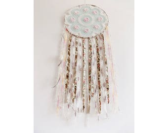 Dream catcher, RESERVED , boho decor, handmede, wall hanging, bohemian, dreamcatcher, bedroom decor, extra large, long